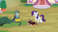 """Rarity """"my acts of utter selfishness!"""" S9E19"""