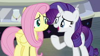 """Rarity """"you have all the inner strength"""" S8E4"""
