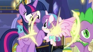 S07E03 Flurry teleportuje się obok Twilight