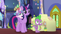 """Spike """"all of your friends' names are very familiar"""" S7E3"""