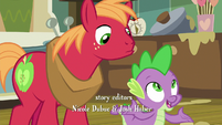 "Spike ""that makes this all the more special"" S8E10"