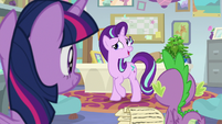 "Starlight ""I've covered for you every time"" S9E20"