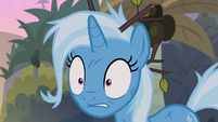 Trixie looking completely stunned S8E19
