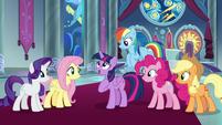 """Twilight """"do anything for Equestria"""" S9E2"""