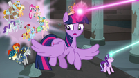 """Twilight """"the shadow won't let go of him"""" S7E26"""