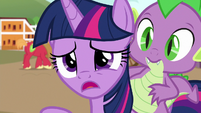 """Twilight """"you're not worried about"""" S9E26"""