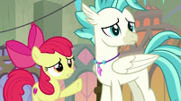 """Apple Bloom """"you can only live in one"""" S8E6"""