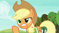 """Applejack """"we're gonna have to get serious"""" S6E18"""