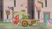 Big McIntosh pulls tarp off of apple cart S7E8