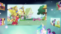 """Celestia singing """"to see how you might grow"""" S03E13"""