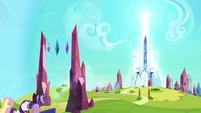 "Crystal Empire ""crystallier than ever"" S03E12"