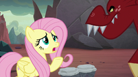 """Fluttershy """"but why?"""" S9E9"""