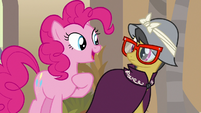 """Pinkie Pie """"and then I'll be like"""" S7E18"""