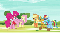 """Pinkie Pie """"that's 'uncredible'!"""" S6E18"""