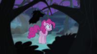 Pinkie Pie walking alone S4E07