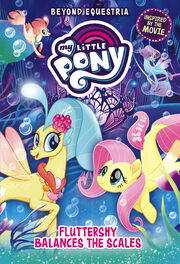 Portada de My Little Pony Fluttershy Balances the Scales.jpg