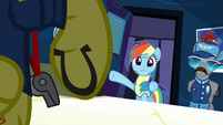 Rainbow 'Only six seconds!' S3E7