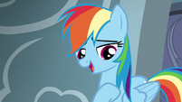 """Rainbow Dash """"the top of the Reserve list"""" S6E7"""