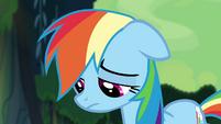 Rainbow Dash losing all hope S4E04
