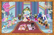 Royal Wedding poster
