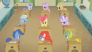 S01E12 Kucyki śmieją się z Apple Bloom