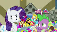 """Spike """"because I had other plans"""" S9E19"""