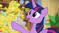 "Twilight ""stop charging for my lessons"" S8E16"