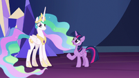 "Twilight Sparkle ""since defeating Chrysalis"" S7E1"