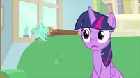 Twilight looking at the swinging star MLPS4