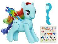 Zabawka Skacząca Rainbow Dash
