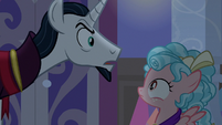 Neighsay and Cozy hear a sound S8E25