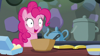 "Pinkie Pie ""instruction following starting..."" S6E21"