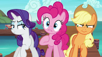 Pinkie Pie --I might not have seen your note-- S6E22