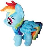 Rainbow Dash plush 4th Dimension Entertainment