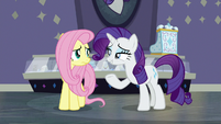 """Rarity """"I wanted a friend to do it"""" S8E4"""