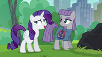 """Rarity """"considering what Pinkie Pie had to give up"""" S6E3"""