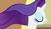 Rarity with moving mane on the train MLPS1