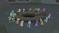 S07E26 Bohaterowie wokół studni