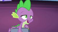 """Spike """"too many deep-fried gems"""" S7E22"""