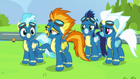 Spitfire -let's hit the showers- S7E7