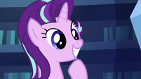 Starlight pleased that Sunburst is happy S7E24