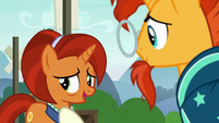 """Stellar Flare """"lovely of you to say"""" S8E8"""