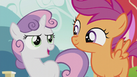 Sweetie Belle -I think that's way more important- S5E18