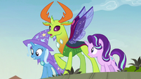 "Thorax ""I'm here to save you!"" S7E17"