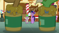 """Twilight """"I guess that's funny"""" S5E22"""