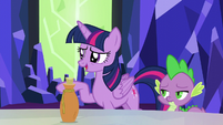 """Twilight """"you know there's a chance"""" S5E22"""