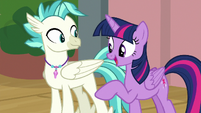 Twilight -used to living under the water- S8E6