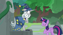 Twilight Sparkle -I figured out how to get you- S7E25
