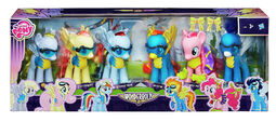 Wonderbolts Fashion Style 6-pack packaging