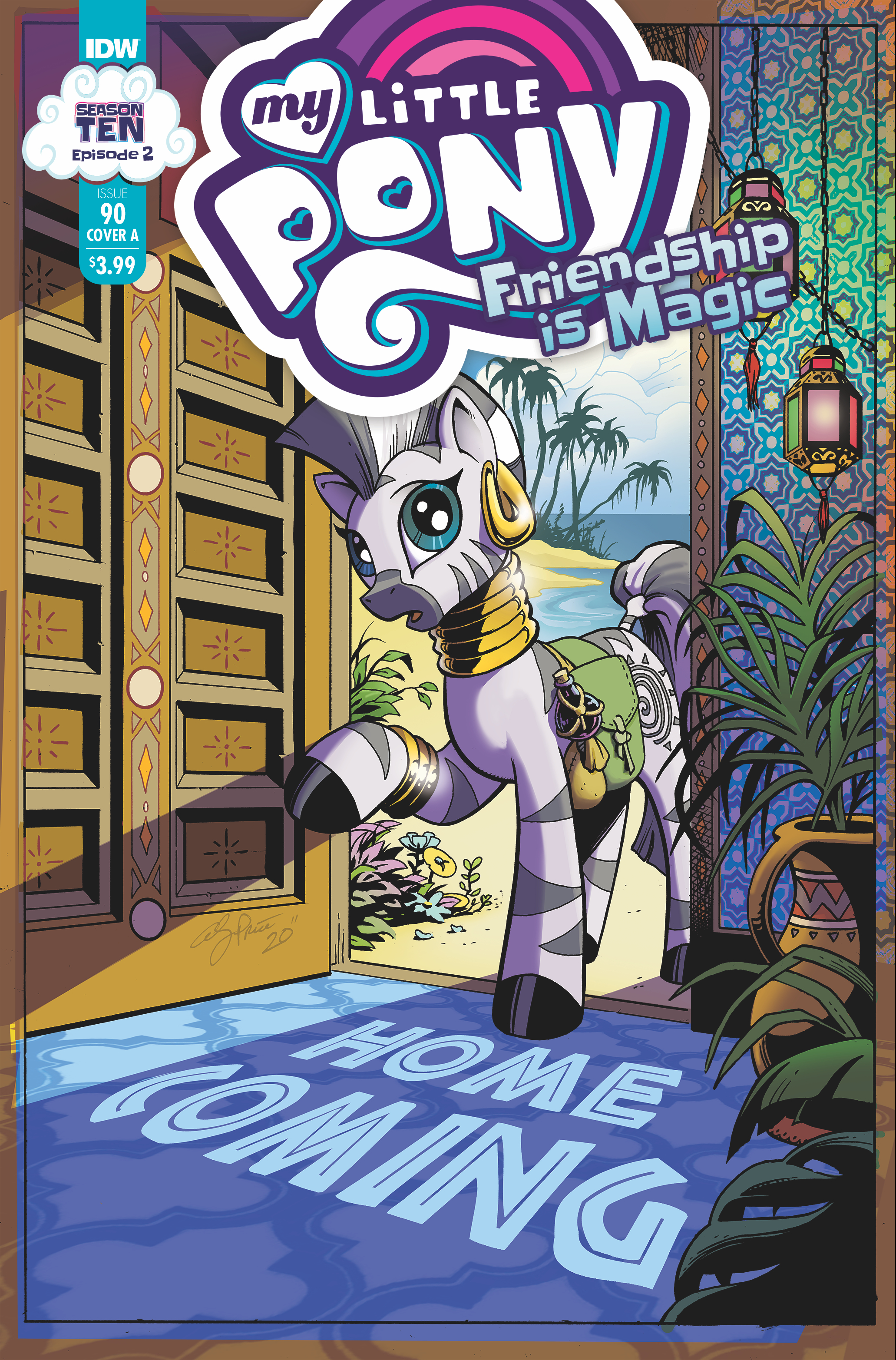 Friendship is Magic Issue 90